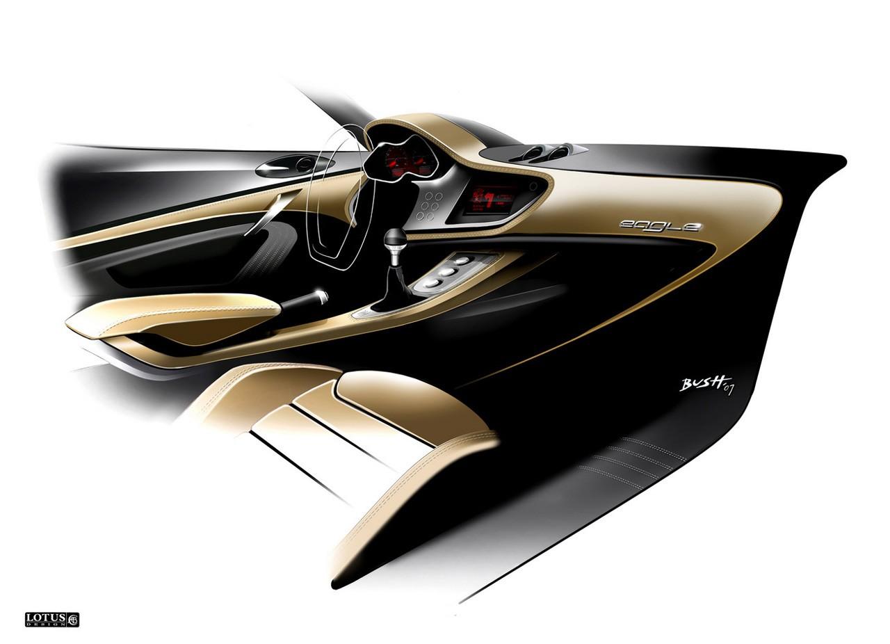 Lotus Evora Rendering Interior Thoughts On Automotive Design
