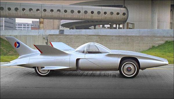 GM Firebird showcar