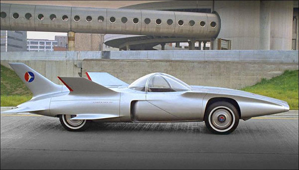 GM Firebird showcar