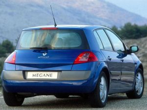 Renault Megane the 2nd