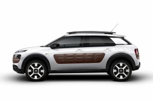 Citroen C4 Cactus production