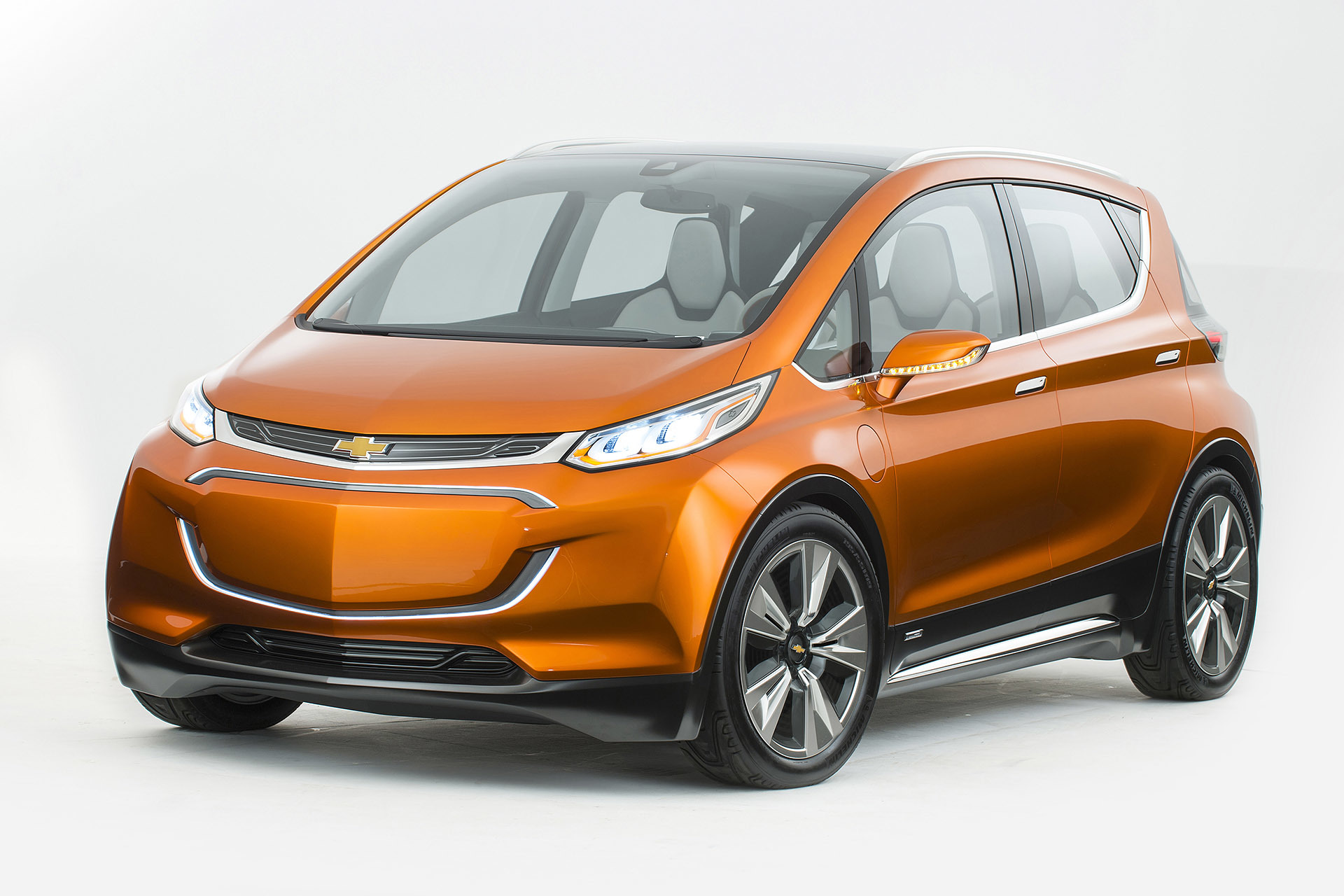 2015 Chevrolet Bolt EV Concept all electric vehicle – Exterior