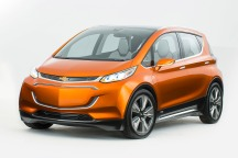 2015雪佛兰Bolt EV概念全电动汽车-外部