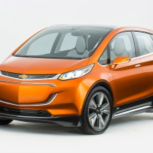 2015年雪佛兰博尔特EV概念全电动汽车 - 外观