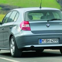 BMW 1系捏面