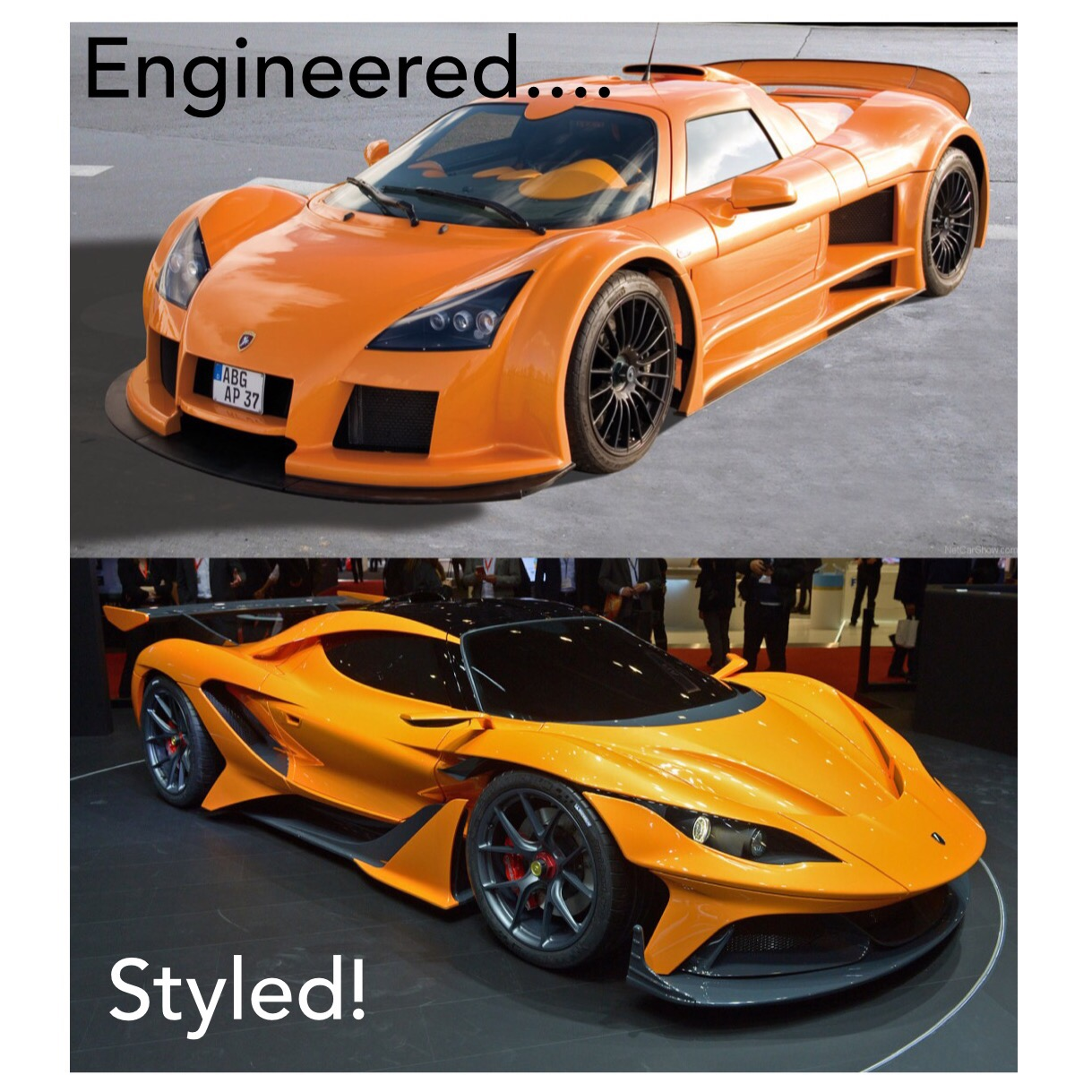 Thoughts On Automotive Design