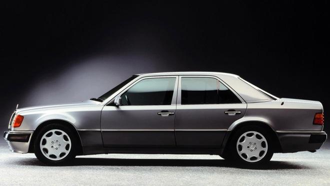 梅赛德斯-奔驰-500E-辛烷